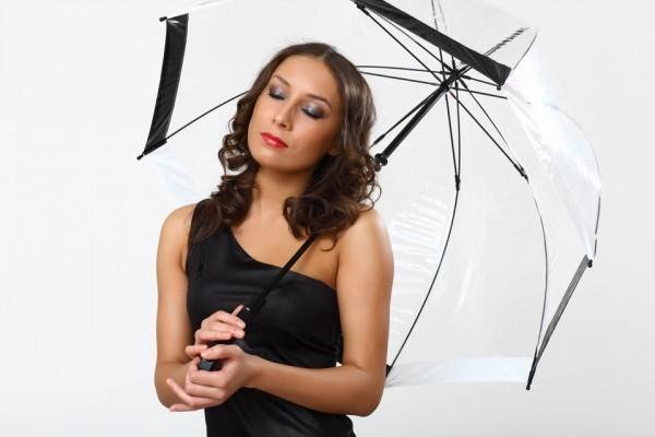 Модные зонтики