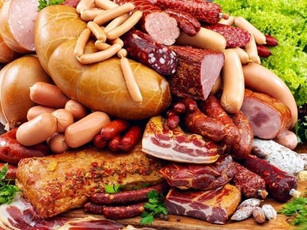 Копченые виды продуктов