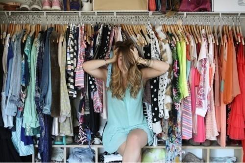 Выбираем женскую одежду