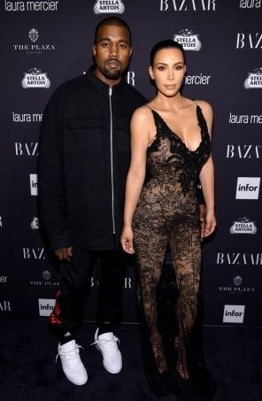 Канье и Ким