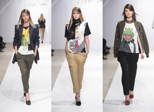 коллекции одежды VIVA VOX