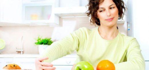 избавиться от пищевых привычек