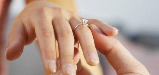 выбрать кольцо в подарок