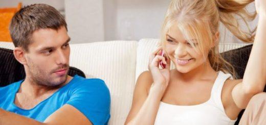 Как себя вести с ревнивым мужчиной