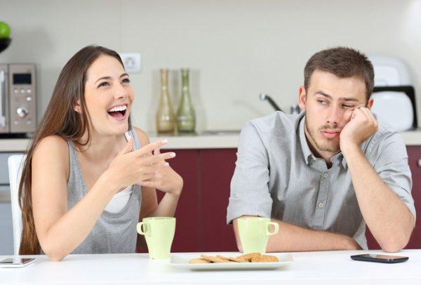 муж охладел и потерял интерес