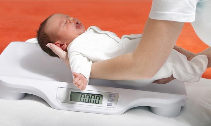 успех зависит от веса при рождении