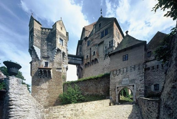 В замках Чехии