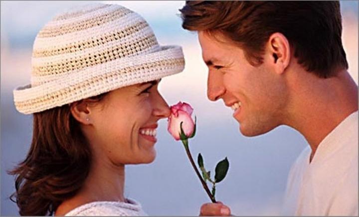 Женщины любят улыбающихся мужчин