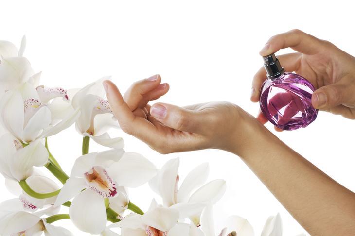 аромат любимого парфюма