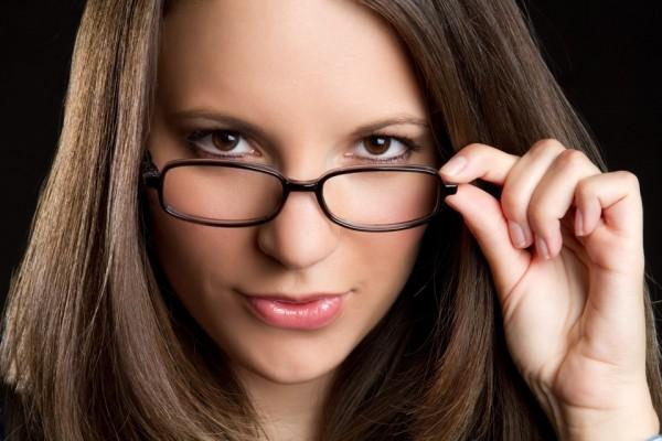 Очки, идущие к лицу