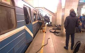 Взрыв в Санкт-Петербургском метро