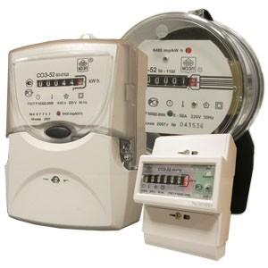 приборы учета электроэнергии