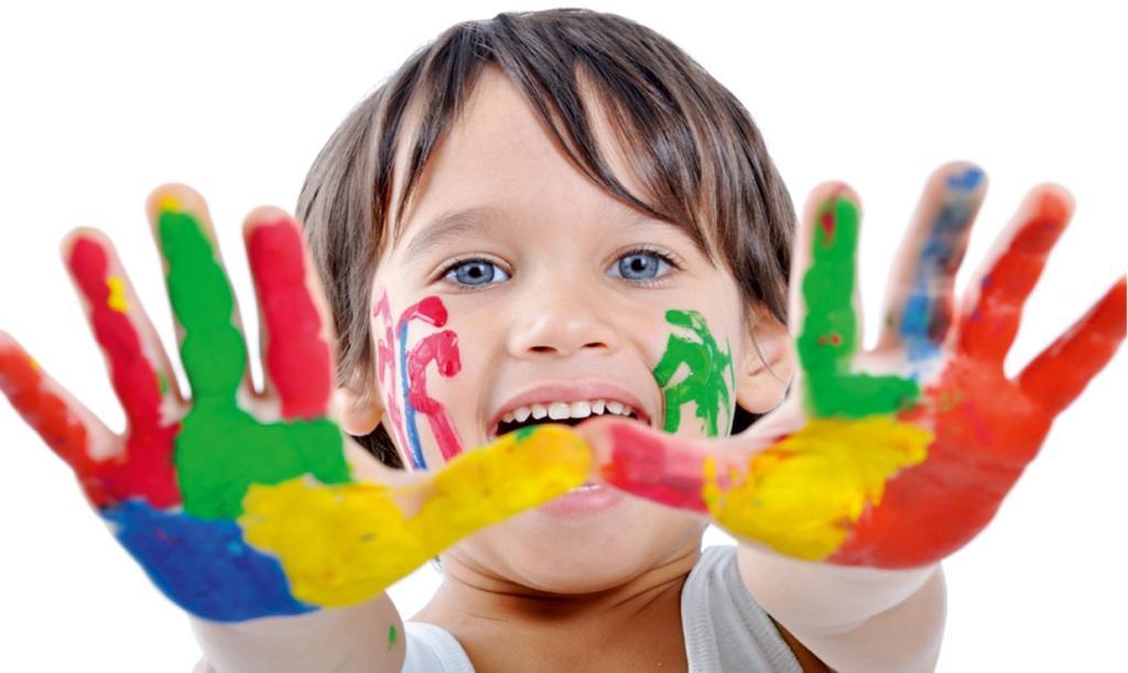 развитие детского рисунка