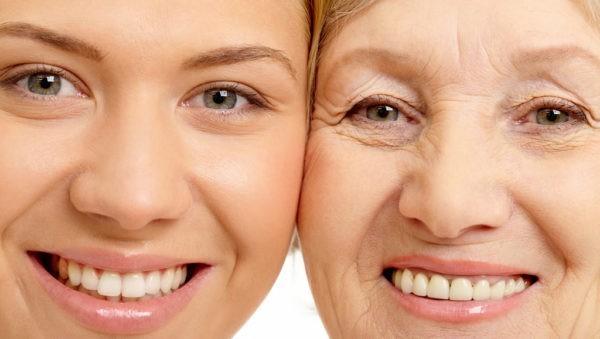 Что старит женщину