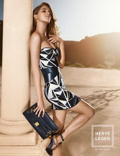 Платье от Herve Leger by Max Azria