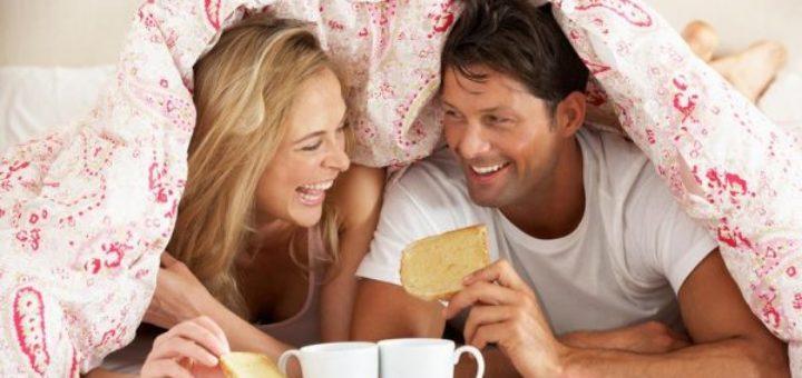 Идиллия с мужчиной в интимных отношениях конечно