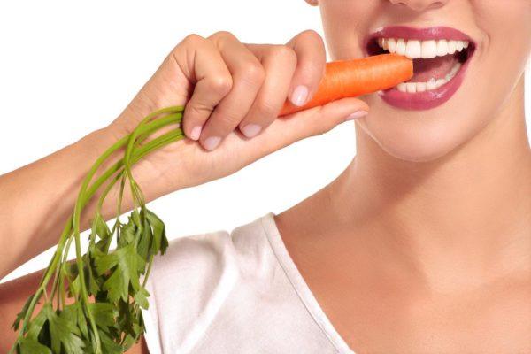 продукты для здоровья полости рта