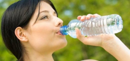 пить воду в большом количестве