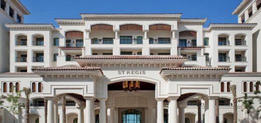 St.Regis Saadiyat Island Resort Abu Dhabi