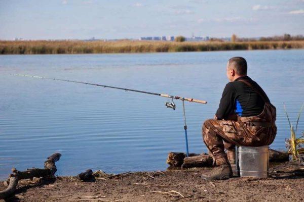 начинающий рыболов