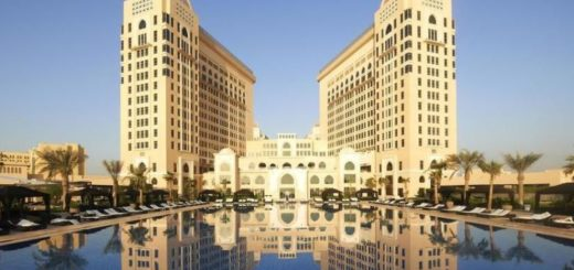 отель The St.Regis Doha