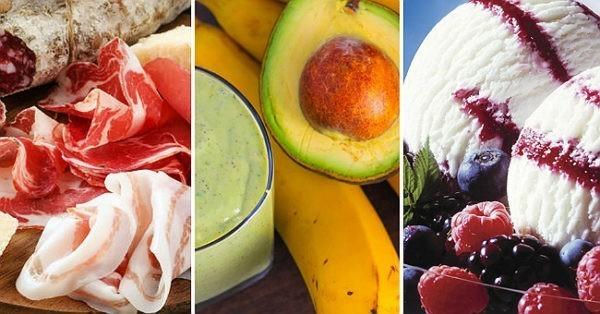продукты могут вызвать головную боль