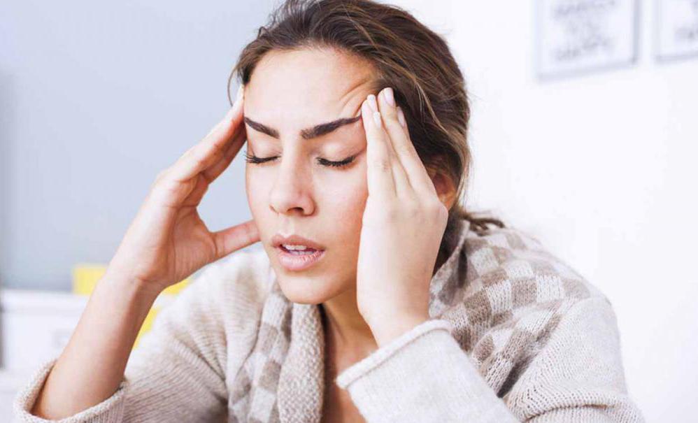 причины головной боли