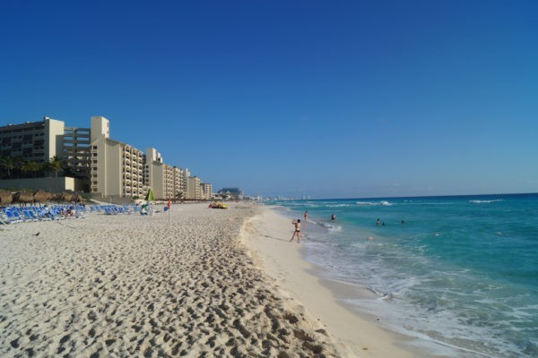 Мексиканские пляжи
