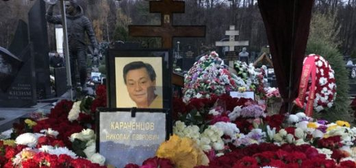 Уход из жизни Николая Караченцова