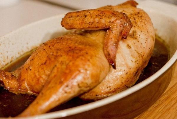 как приготовить курицу в пиве