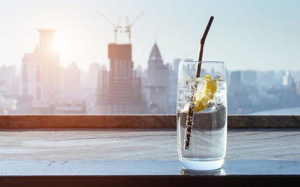 стакан воды натощак