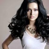 вывести черный цвет волос