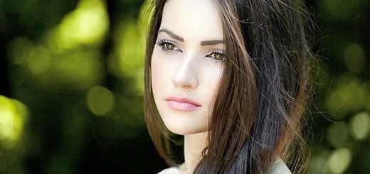 ровный цвет лица и гладкая кожа