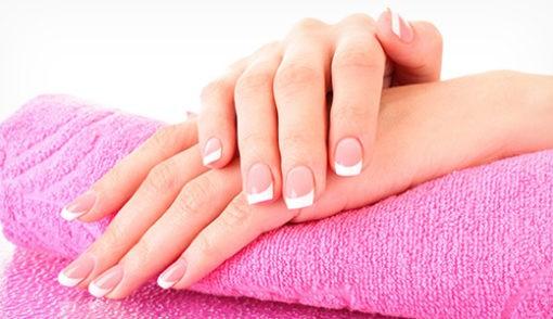 укрепляем ногти на руках